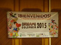 Origami Colombia Convention 2015 Cali